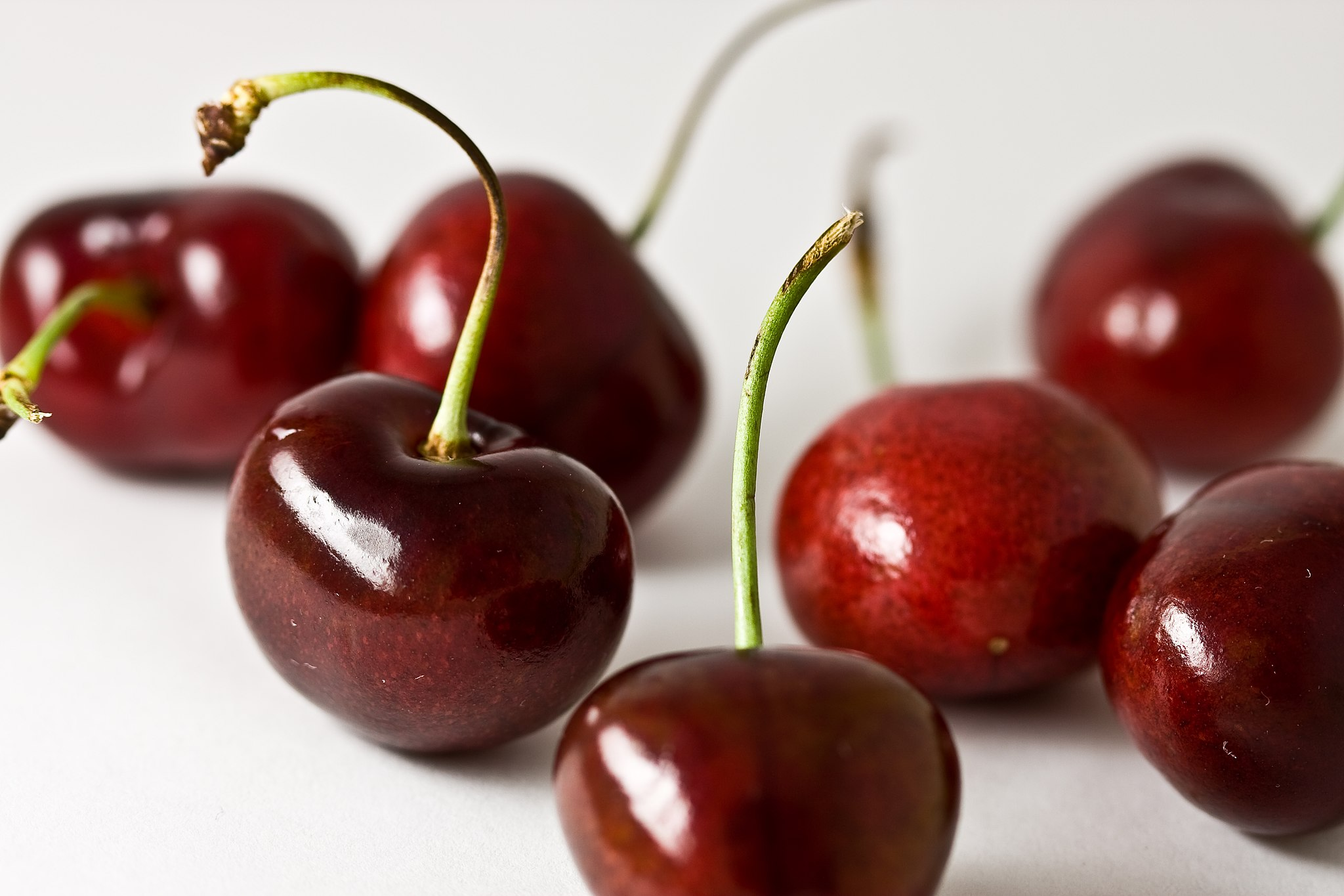 No more than the weight of a cherry